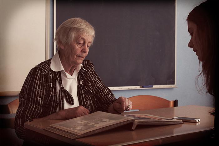 Interview med tidligere lærer