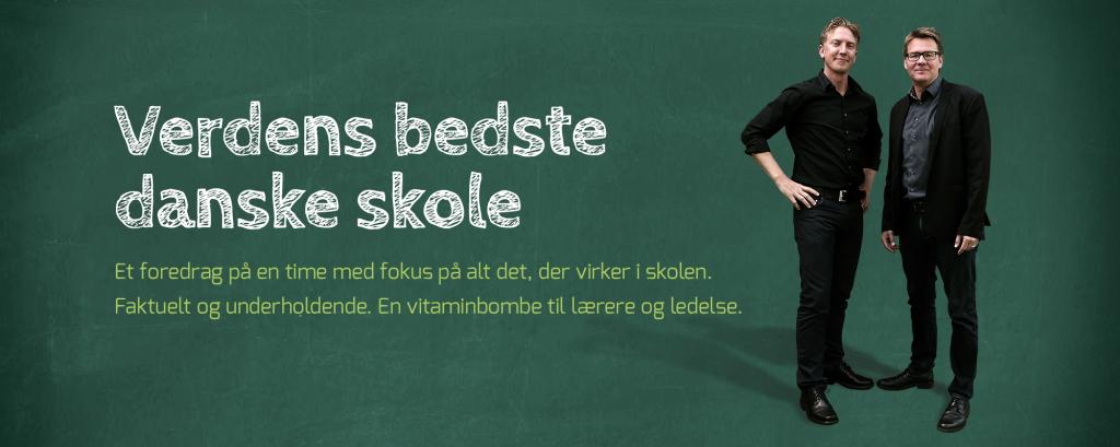verdens bedste danske skole Casper Rongsted Rasmus Schielerup verdens bedste danske skole