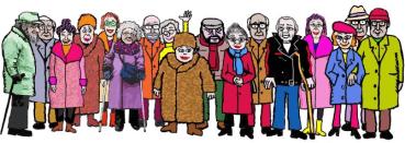 Bedsteforældre for flygtninge – foredrag tirsdag d. 19. marts