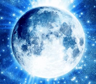 Månesyg teaterforestilling