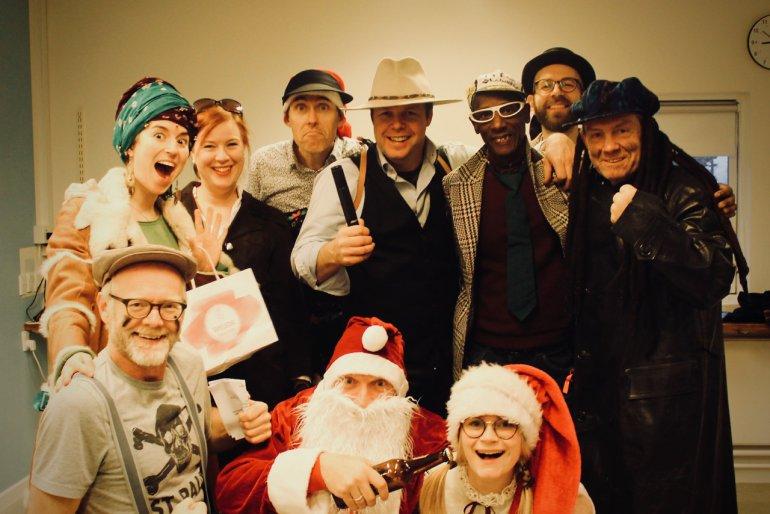 Jul på Baunehøj