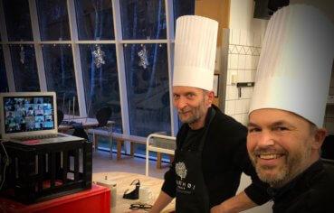 TV-køkken og Covid 19